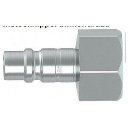 CEJN Insteeknippel 550 eSafe | ISO-B | BI-draad
