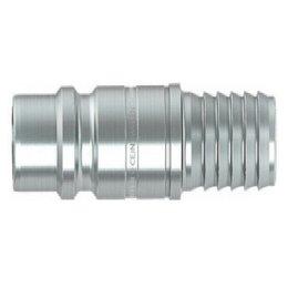 CEJN Insteeknippel 550 eSafe | ISO-B | Slangpilaar