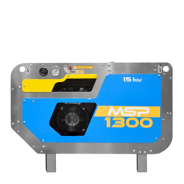 MAC3 MSP1300 | 1,3 m³/min.   Skid-uitvoering
