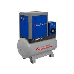 AIRPRESS Schroefcompressor APS10-500 COMBI DRY X| 920 L/min.