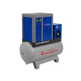 AIRPRESS Schroefcompressor APS20-500 COMBI DRY X   1.870 L/min.