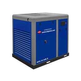 AIRPRESS Schroefcompressor APS75-IVR-X  | 8.710 Liter/min.