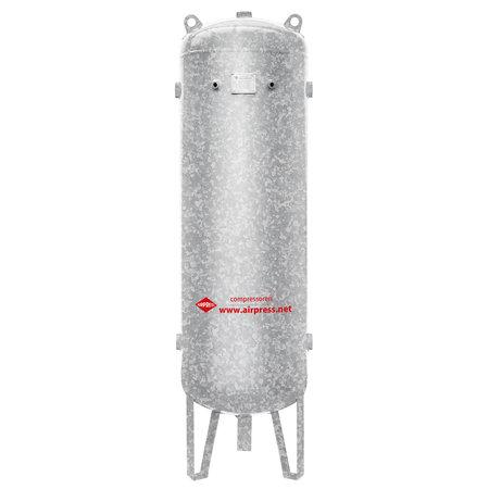 AIRPRESS AIRPRESS - PERSLUCHTKETEL - VERZINKT - 500L - 11 en 16 Bar    -