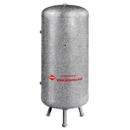 AIRPRESS AIRPRESS - PERSLUCHTKETEL - VERZINKT - 1000L - 11 en 16 Bar