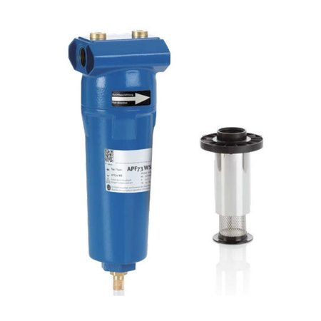 KSI EECOCLEAN Cyloonafscheider APF103WS - 220 m³/uur.