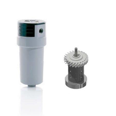 KSI ECOCLEAN Hoge druk Cyloonafscheider FHP150-B50WS - 2050 m³/uur.