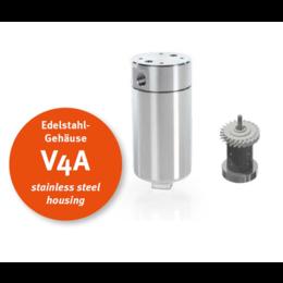 KSI ECOCLEAN Hoge druk Cyloonafscheider FHP50-B250WS - 256 m³/uur.
