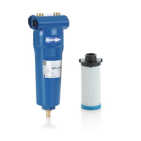 KSI ECOCLEAN Persluchtfilter APF143 - 800 m³/uur.