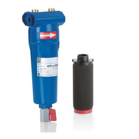 KSI ECOCLEAN Vacuümpomp Aanzuigfilter APF93VPMFO - 30 m³/uur - 3/4''