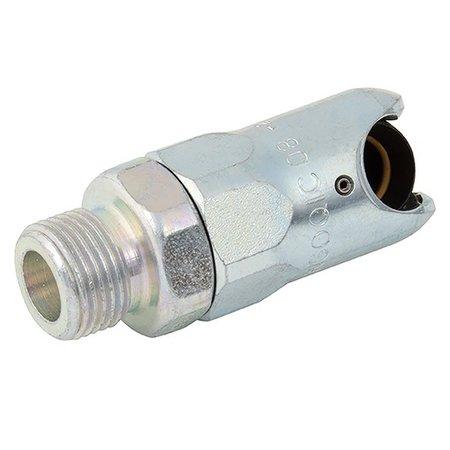 AIR-PRO FULL-FLOW ErgoQIC 10 Koppeling met buitendraad