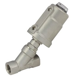 KELMK 2/2 NC Pneumatische klepafsluiter - RVS [AISI-316L]