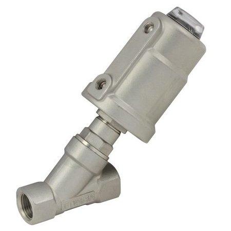 KELMK 2/2 NO Pneumatische klepafsluiter - RVS [AISI-316L]