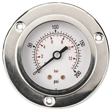"AIR-PRO Flens manometers - Ø 50 mm - 1/4"""