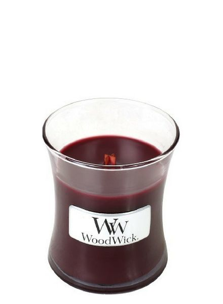 Woodwick Mini Black Cherry