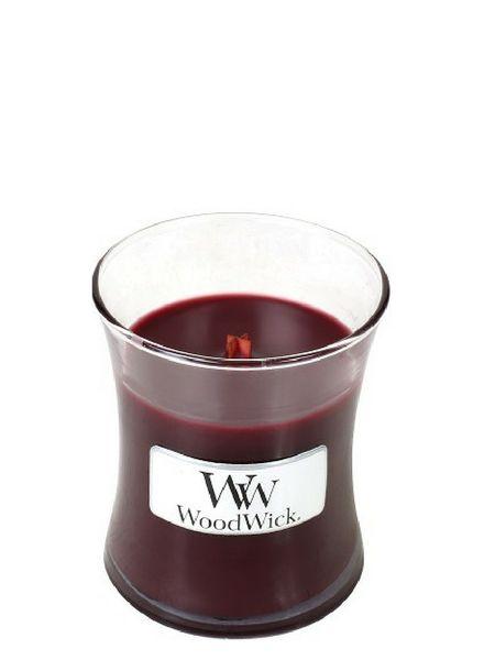 Woodwick WoodWick Mini Black Cherry