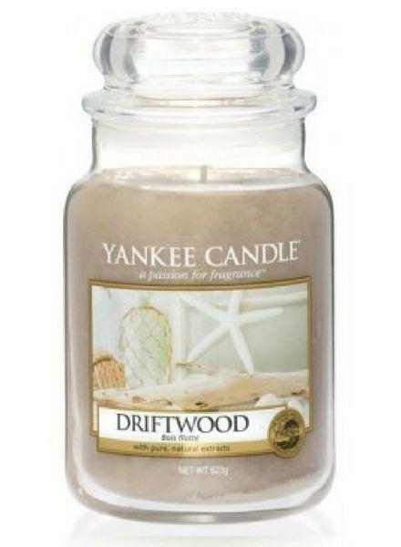 Yankee Candle Yankee Candle Driftwood Large Jar
