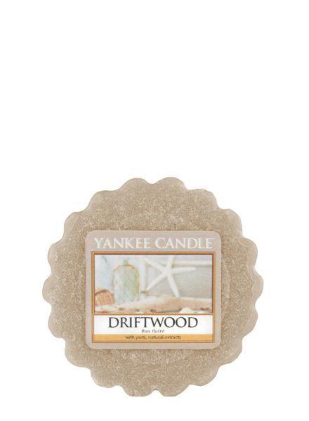 Yankee Candle Driftwood Tart