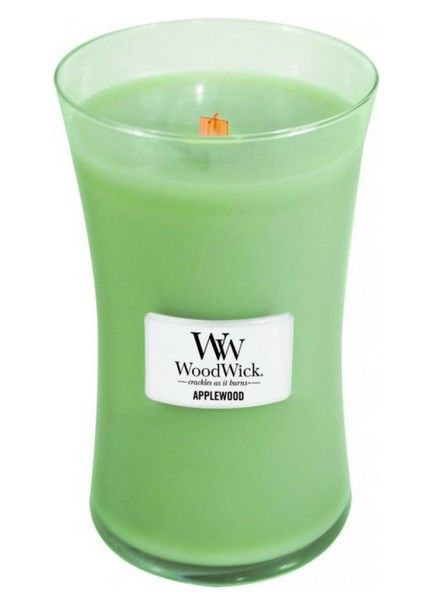 Woodwick WoodWick Large Candle Applewood