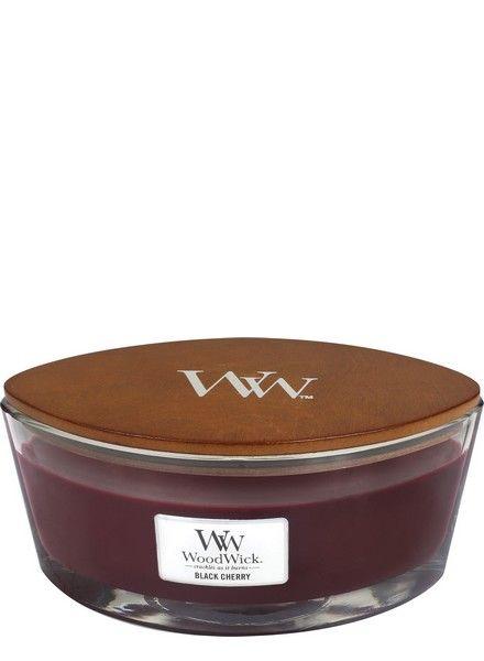 Woodwick WoodWick Black Cherry Ellipse