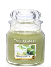 Yankee Candle Cuban Mojito Medium Jar