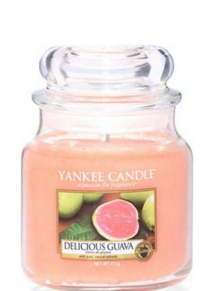 Yankee Candle Delicious Guave Medium Jar