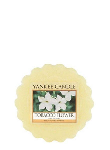 Yankee Candle Tobacco Flower Tart