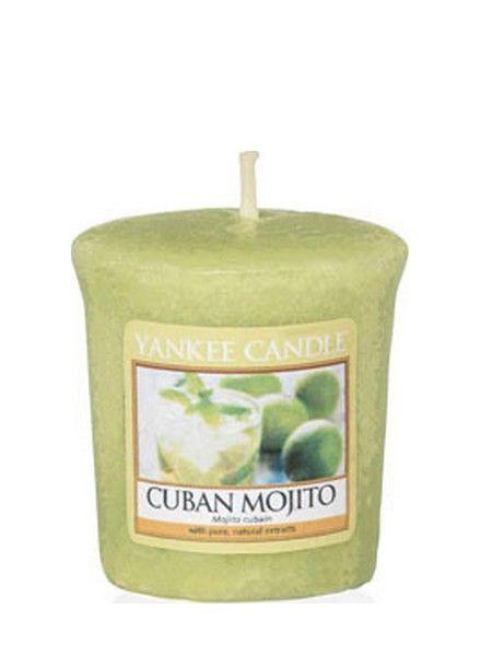 Yankee Candle Cuban Mojito Votive