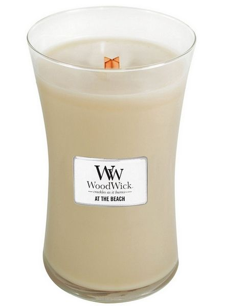 Woodwick WoodWick At the Beach Large Candle