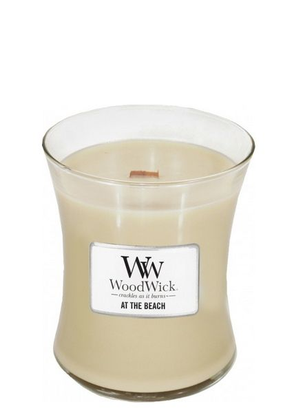 Woodwick WoodWick At the Beach Medium Candle