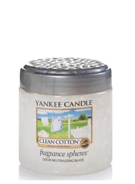 Yankee Candle Yankee Candle Clean Cotton Fragrance Spheres