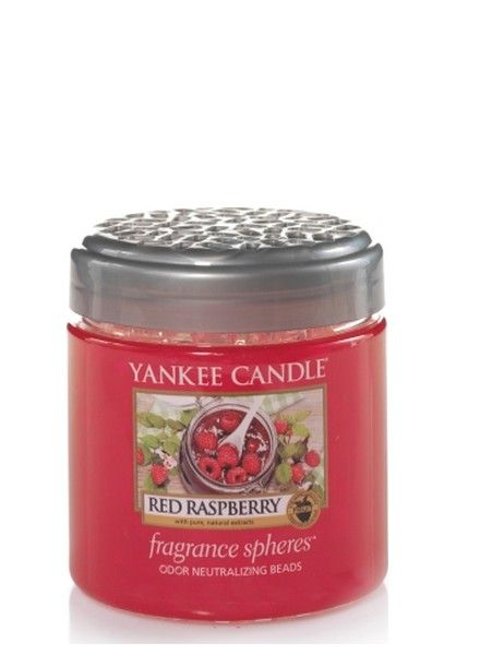 Yankee Candle Yankee Candle Red Raspberry Fragrance Spheres