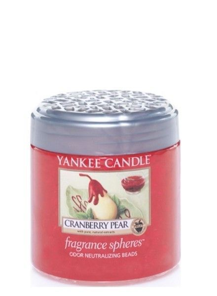 Yankee Candle Cranberry Pear Fragrance Spheres