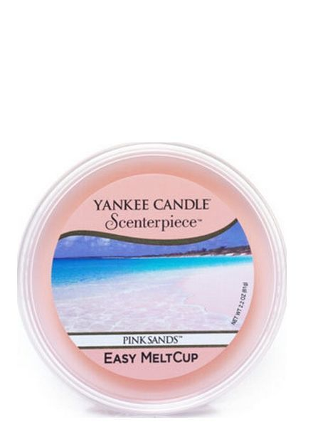 Yankee Candle Pink Sands Melt Cup