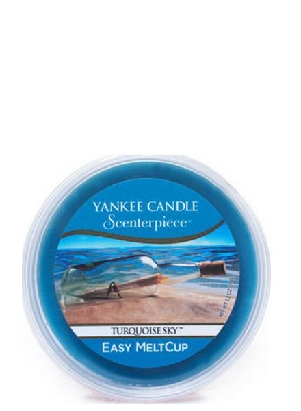 Yankee Candle Turquoise Sky Melt Cup