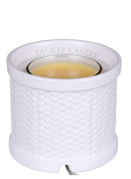 Yankee Candle Yankee Candle Scenterpiece Melt Cup Warmer Weave