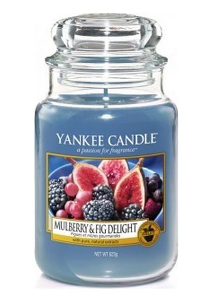 Yankee Candle Yankee Candle Mulberry & Fig Delight Large Jar