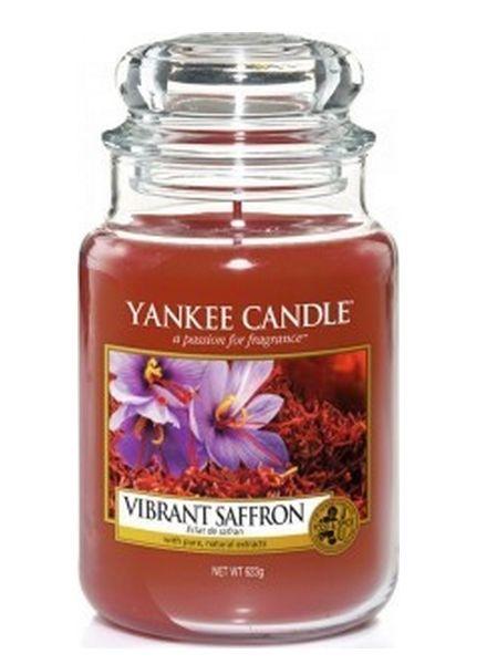 Yankee Candle Vibrant Saffron Large Jar