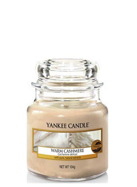 Yankee Candle Yankee Candle Warm Cashmere Small Jar