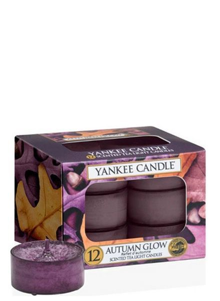 Yankee Candle Autumn Glow Theelichten