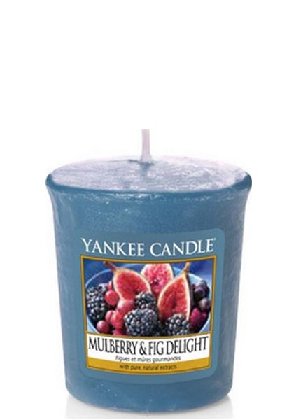 Yankee Candle Yankee Candle Mulberry & Fig Delight Votive