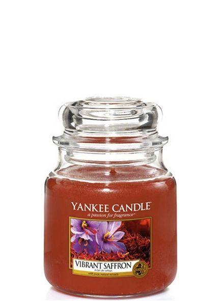 Yankee Candle Vibrant Saffron Small Jar