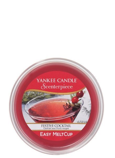 Yankee Candle Festive Cocktail Melt Cup