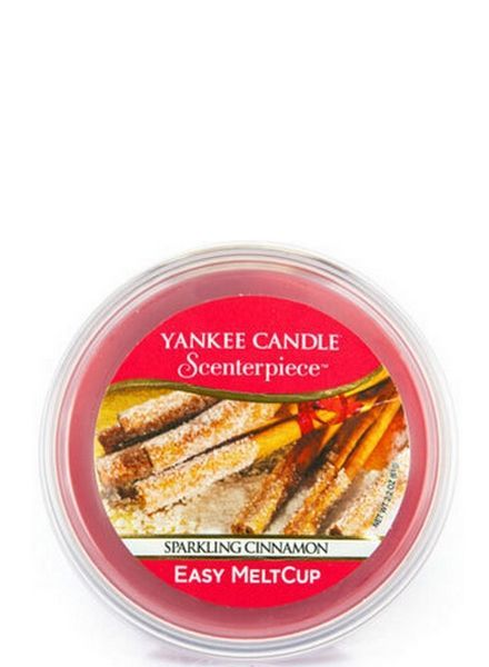 Yankee Candle Sparkling Cinnamon Melt Cup