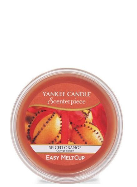 Yankee Candle Spiced Orange Melt Cup