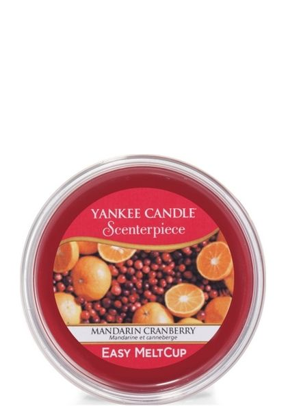 Yankee Candle Yankee Candle Mandarin Cranberry Scenterpiece Melt Cup