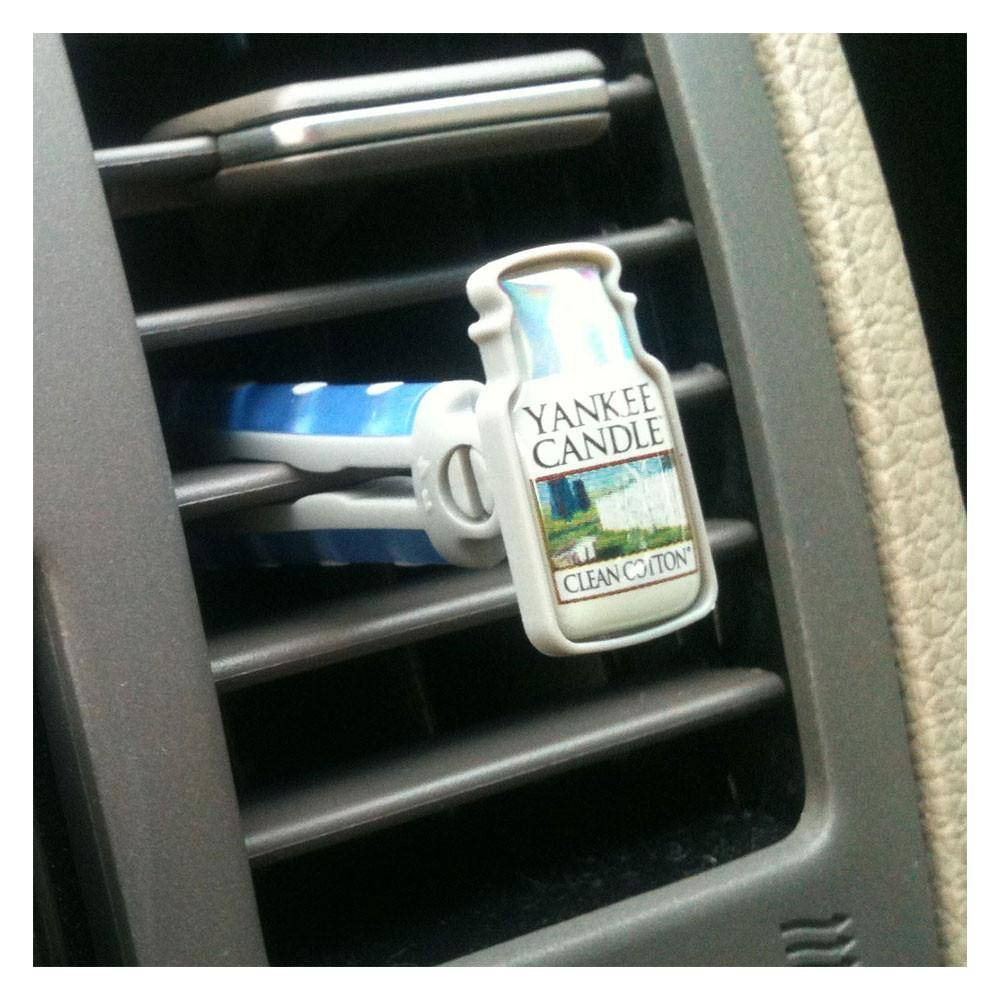 Yankee Candle Yankee Candle Car Vent Stick Clean Cotton