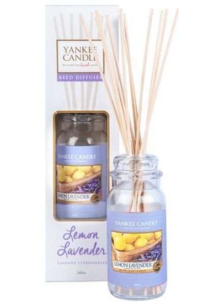 Yankee Candle Reed Diffuser Lemon Lavender 240 ml