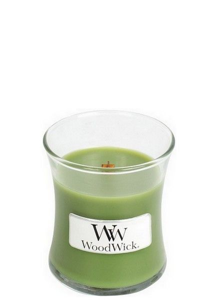 Woodwick WoodWick Mini Candle Evergreen