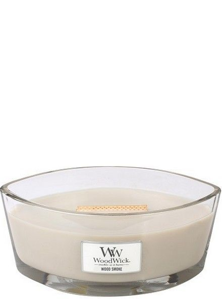 Woodwick Ellipse Wood Smoke