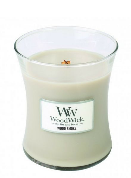 Woodwick Medium Wood Smoke
